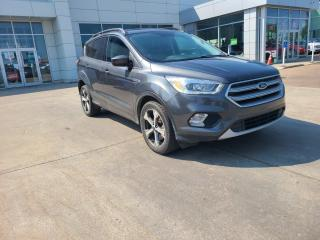 Used 2017 Ford Escape SE AWD/LEATHER/HEATEDSEATS/BACKUPCAM for sale in Edmonton, AB