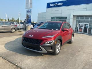 New 2022 Hyundai KONA PREFERRED/AWD/APPLECARPLAY/8`TOUCHSCREEN/HEATED SEATS/PUSHBUTTON for sale in Edmonton, AB