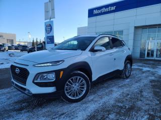 New 2021 Hyundai KONA LUXURY AWD/PANOROOF/LEATHER/HEATEDSEATS for sale in Edmonton, AB