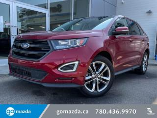 Used 2017 Ford Edge SPORT for sale in Edmonton, AB