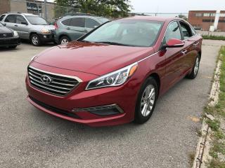 Used 2015 Hyundai Sonata SE,PUSH START,LANE DEP&PARK ASSIST,NO ACCIDENT for sale in Toronto, ON