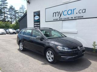 Used 2019 Volkswagen Golf Sportwagen 1.8 TSI Comfortline AWD, ALLOYS, HEATED SEATS, BACKUP CAM!! for sale in North Bay, ON