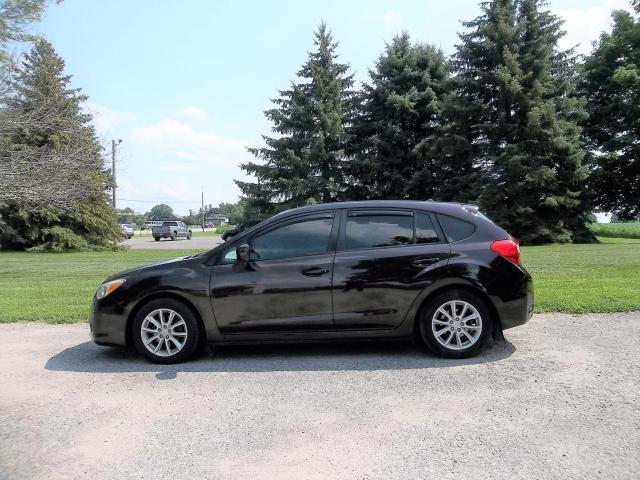 2012 Subaru Impreza 2.0i w/ Touring Package AWD