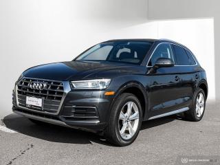 Used 2018 Audi Q5 2.0T Progressiv quattro w/ Navi Pano Rear Cam for sale in North York, ON