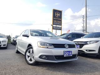 Used 2014 Volkswagen Jetta No accidents|1.8 TSI Manual|Comfortline| Certified for sale in Brampton, ON