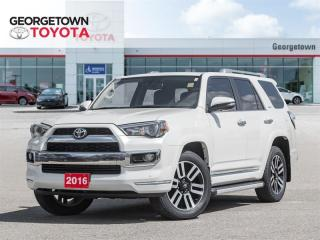 Used 2016 Toyota 4Runner SR5 for sale in Georgetown, ON