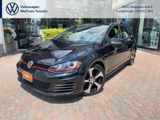 Used 2017 Volkswagen Golf GTI 5-Door Autobahn for sale in Scarborough, ON