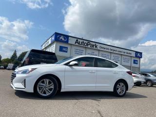Used 2020 Hyundai Elantra Preferred REAR CAMERA | HEATED SEATS | HEATED STEERING | BLIND SPOT SENSORS | for sale in Brampton, ON