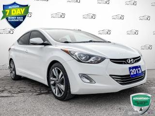 Used 2013 Hyundai Elantra Limited AS IS Save and do the safety yourself for sale in St Thomas, ON