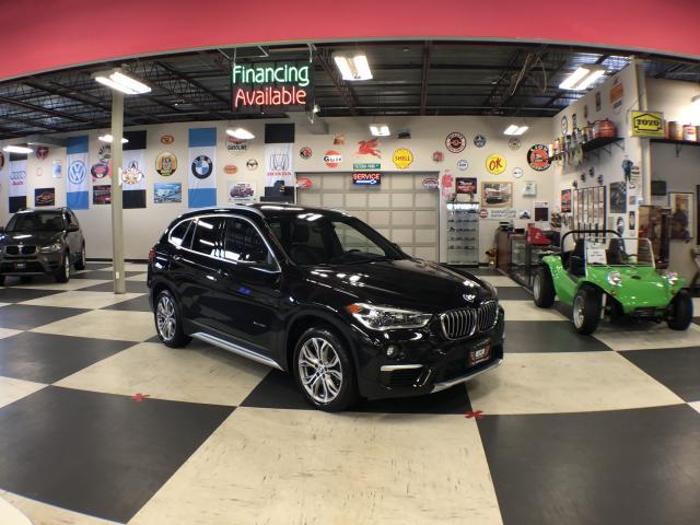2017 BMW X1 xDrive28i AUTO H/SEATS PANO/ROOF BACKUP CAMERA 95K