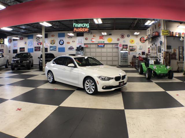 2017 BMW 3 Series 328I X DRIVE AUTO DIESEL NAVI LEATHER SUNROOF 93K