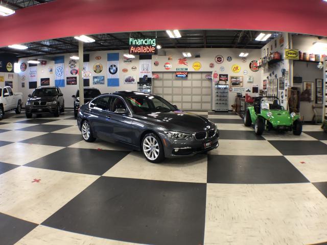 2017 BMW 3 Series 320I X-DRIVE PREMIUM NAVI PKG LEATHER SUNROOF 55K