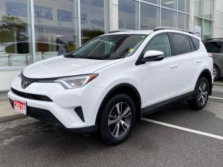 Used 2018 Toyota RAV4 LE AWD-ONE OWNER AND DEALER SERVICED! for sale in Cobourg, ON