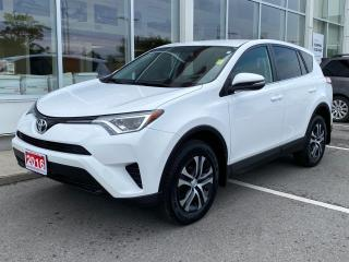 Used 2016 Toyota RAV4 LE AWD-ONE OWNER! for sale in Cobourg, ON