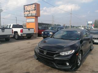 Used 2017 Honda Civic Sport*HATCH*TURBO*ONLY 45,000KMS*CERTIFIED for sale in London, ON