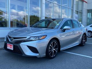 Used 2019 Toyota Camry SE UPGRADE-SUNROOF+18 INCH ALLOYS! for sale in Cobourg, ON