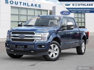 Used 2020 Ford F-150 Platinum LEATHER MOONROOF  for sale in Newmarket, ON