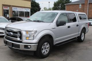 Used 2017 Ford F-150 XLT 4WD CREW CAB for sale in Brampton, ON