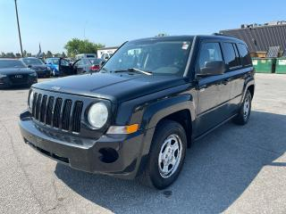 Used 2010 Jeep Patriot north for sale in North York, ON