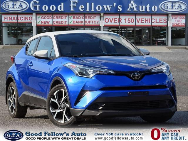2018 Toyota C-HR XLE MODEL, BACKUP CAMERA, HEATED SEATS, KEYLESS GO
