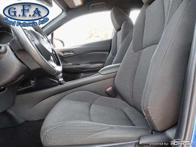 2018 Toyota C-HR XLE MODEL, BACKUP CAMERA, HEATED SEATS, KEYLESS GO Photo7