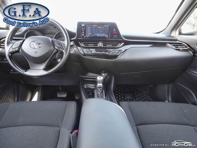 2018 Toyota C-HR XLE MODEL, BACKUP CAMERA, HEATED SEATS, KEYLESS GO Photo10