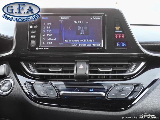 2018 Toyota C-HR XLE MODEL, BACKUP CAMERA, HEATED SEATS, KEYLESS GO Photo12