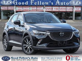 Used 2018 Mazda CX-3 Good Or Bad Credit Car Loans ..! for sale in Toronto, ON