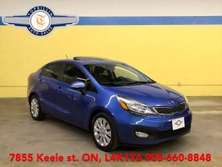 Used 2012 Kia Rio 5 SP Manual, Sunroof, Heated seat, 2 Yrs Warranty for sale in Vaughan, ON