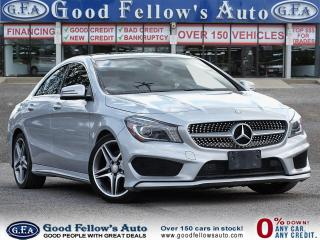 Used 2016 Mercedes-Benz CLA-Class Good or Bad Credit Auto Financing ..! for sale in Toronto, ON