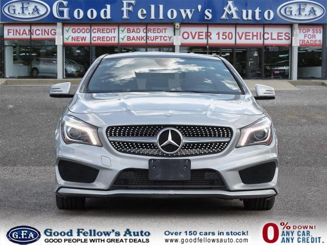 2016 Mercedes-Benz CLA-Class Good or Bad Credit Auto Financing ..! Photo2