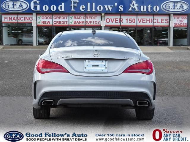 2016 Mercedes-Benz CLA-Class Good or Bad Credit Auto Financing ..! Photo4