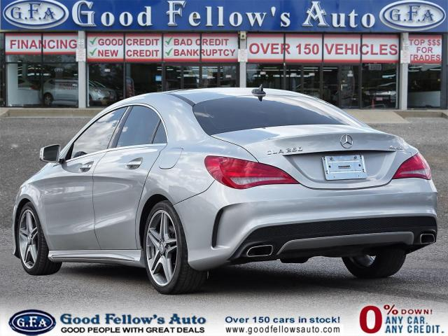 2016 Mercedes-Benz CLA-Class Good or Bad Credit Auto Financing ..! Photo5