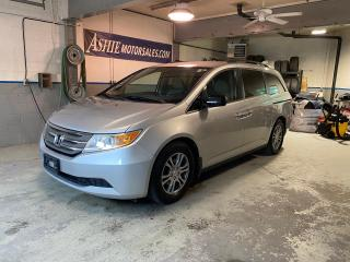 Used 2013 Honda Odyssey 4DR WGN EX for sale in Kingston, ON