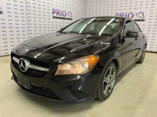 Used 2015 Mercedes-Benz CLA-Class 4DR SDN CLA 250 FWD for sale in Ottawa, ON
