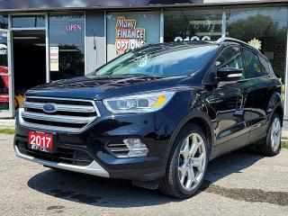 Used 2017 Ford Escape 4WD 4DR TITANIUM for sale in Bowmanville, ON