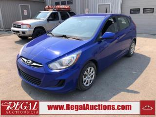 Used 2014 Hyundai Accent GL 5D Hatchback AT 1.6L for sale in Calgary, AB
