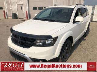 Used 2015 Dodge Journey Crossroad 4D Utility AWD 3.6L for sale in Calgary, AB