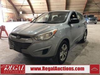 Used 2012 Hyundai Tucson 4D Utility for sale in Calgary, AB