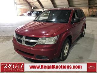 Used 2010 Dodge Journey SE 4D Utility for sale in Calgary, AB