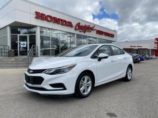 Used 2018 Chevrolet Cruze LT APPLE CARPLAY | BLUETOOTH for sale in Winnipeg, MB