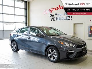 New 2021 Kia Forte5 EX 0% FOR 84 MONTHS! for sale in Winnipeg, MB