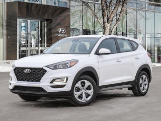 New 2021 Hyundai Tucson Essential for sale in Winnipeg, MB