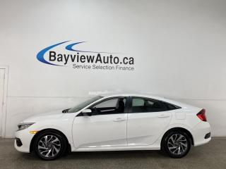 Used 2018 Honda Civic SE - AUTO! ONLY 17,000KMS! + MUCH MORE! for sale in Belleville, ON
