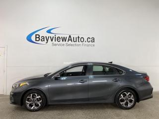 Used 2019 Kia Forte EX - AUTO! REVERSE CAM! ALLOYS! 46,000KMS! for sale in Belleville, ON