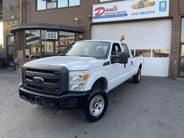 2012 Ford F-250 4x4-CREWCAB-LONG BOX *CERTIFIED*