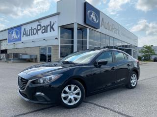Used 2016 Mazda MAZDA3 GS | 6 SPEED MANUAL | BLUETOOTH | BACKUP CAMERA | for sale in Innisfil, ON