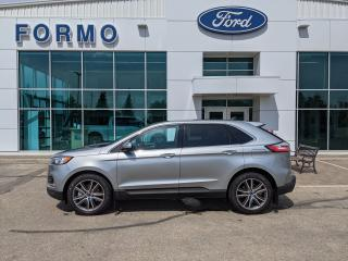 New 2021 Ford Edge Titanium for sale in Swan River, MB