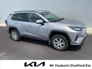 Used 2019 Toyota RAV4 LE One Owner | Bluetooth Connectivity | Lane Departure Assist for sale in Stratford, ON
