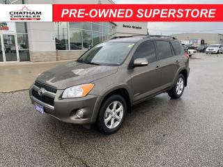 Used 2010 Toyota RAV4 LIMITED  for sale in Chatham, ON